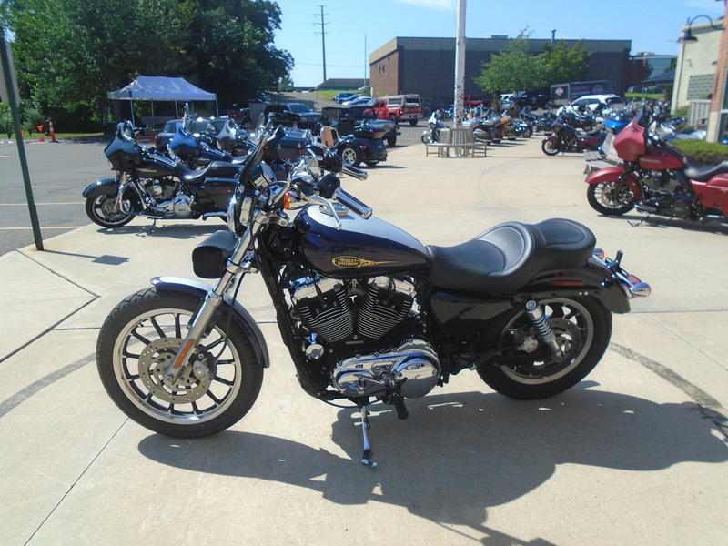 Pre-Owned 2009 Harley-Davidson XL1200L - Sportster 1200 Low