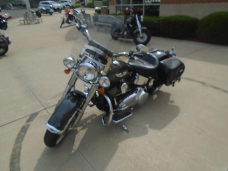 Pre-Owned 2007 Harley-Davidson FLSTN - Softail Deluxe