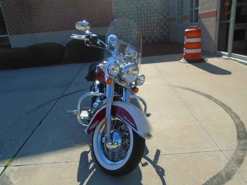 Pre-Owned 2013 Harley-Davidson FLSTN - Softail Deluxe