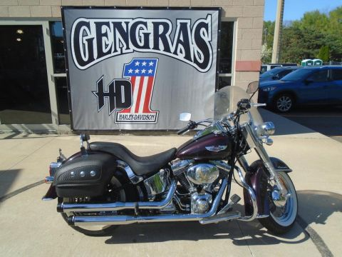 Pre-Owned 2006 Harley-Davidson FLSTN - Softail Deluxe