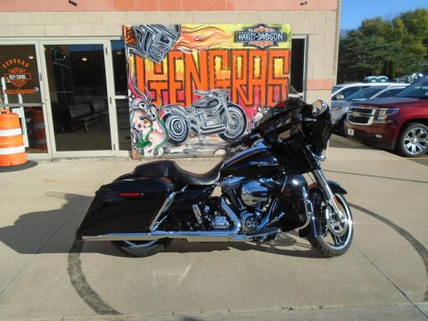 Pre-Owned 2016 Harley-Davidson FLHXS - Street Glide Special