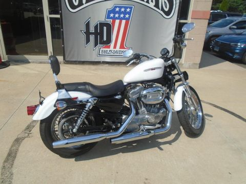 Pre-Owned 2007 Harley-Davidson XL883L - Sportster 883 Low