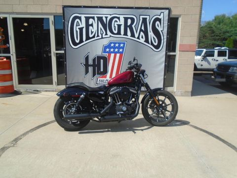 Pre-Owned 2017 Harley-Davidson XL883N - Iron 883